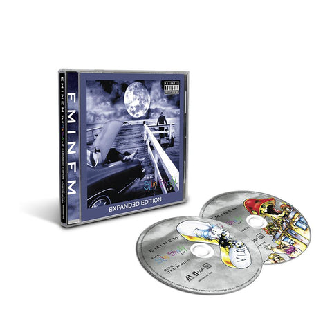 Slim Shady Expanded Edition CD