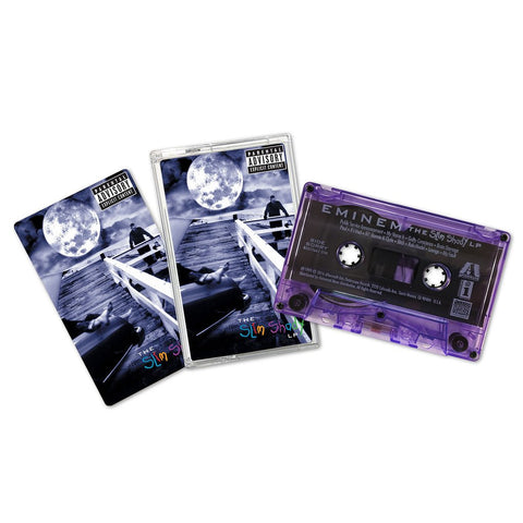 The Slim Shady LP (3D Lenticular Cassette)
