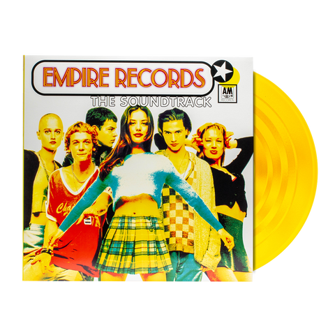 Empire Records Soundtrack Limited Edition 2LP