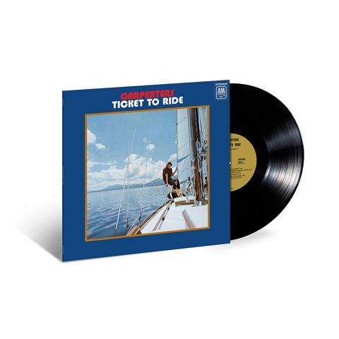 Ticket To Ride LP