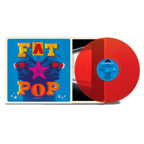 Fat Pop (Red) LP