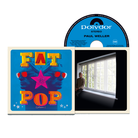 Fat Pop CD