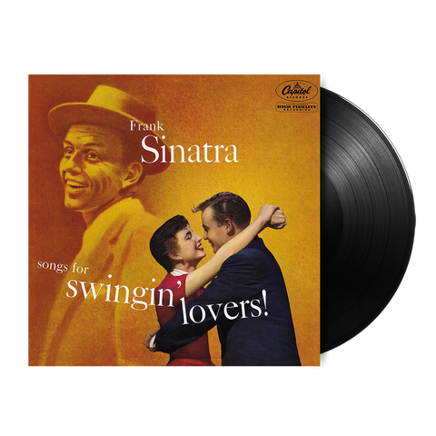 Songs For Swingin' Lovers! LP