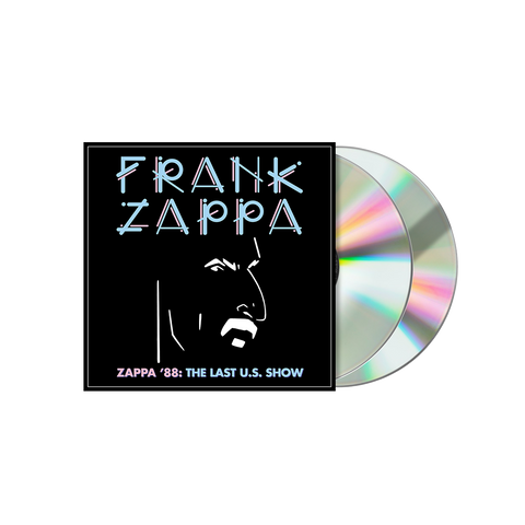 Zappa '88: The Last U.S. Show Softpack 2CD