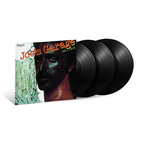 Joe's Garage 3LP