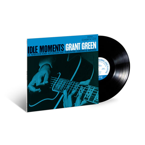 Idle Movements LP