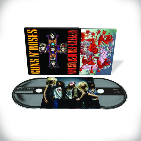 Appetite For Destruction 2CD Deluxe Edition