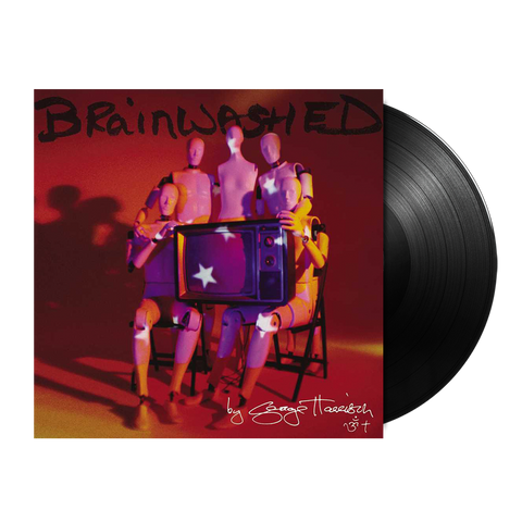 Brainwashed LP