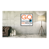 Go Framed Canvas Art