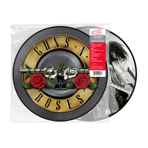Greatest Hits Picture Disc