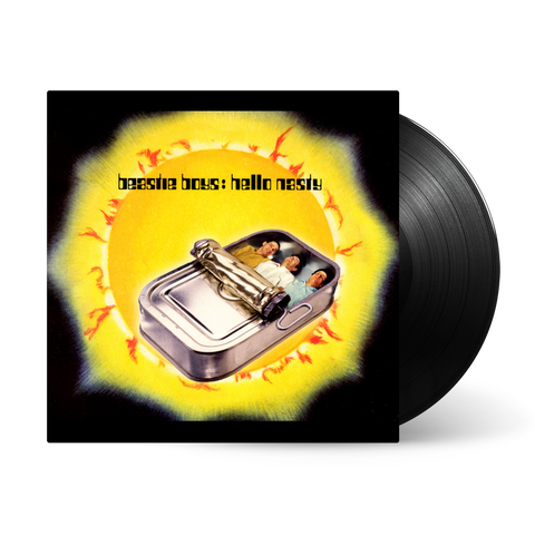 Hello Nasty 2LP