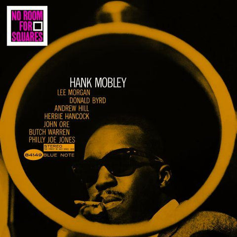 Hank Mobley Framed Canvas Art