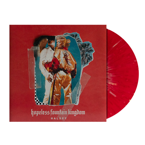 Hopeless Fountain Kingdom Limited Edition LP