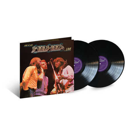 Here At Last... Bee Gees Live 2LP