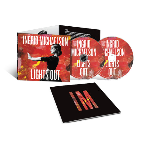 Lights Out Deluxe Edition CD