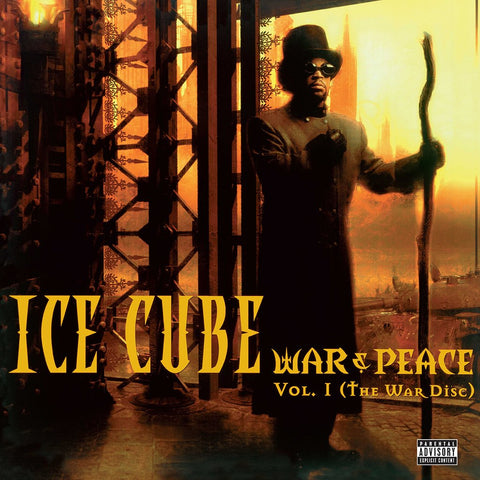 War & Peace Vol 1 2LP
