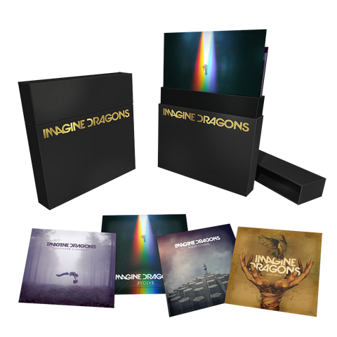 Imagine Dragons 4LP Box Set