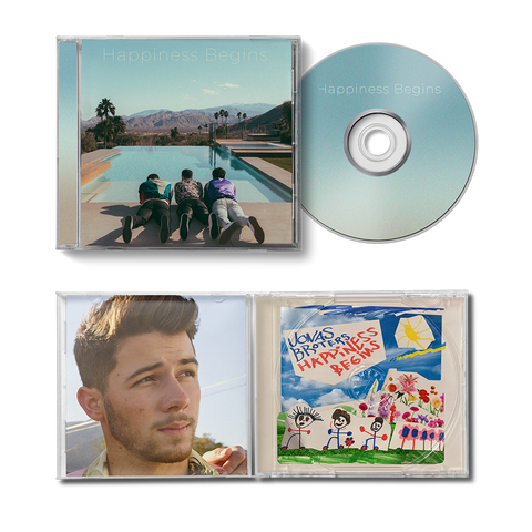 Happiness Begins Limited Edition Nick CD
