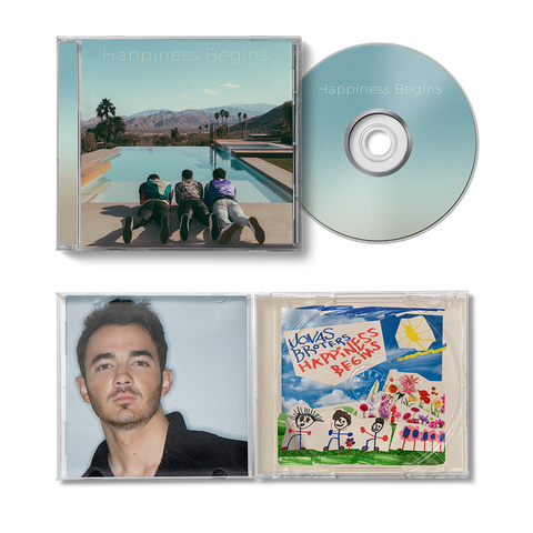Happiness Begins Limited Edition Kevin CD