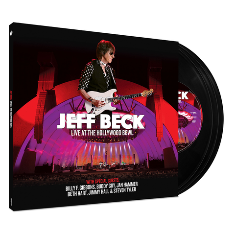 Live at The Hollywood Bowl 3LP/DVD