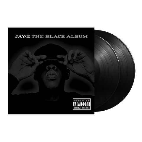 The Black Album LP