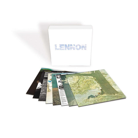 Lennon 9LP Vinyl Box