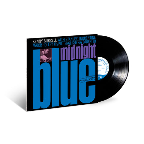 Midnight Blue LP