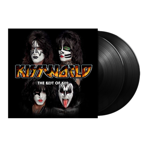 Kissworld - The Best Of Kiss 2LP