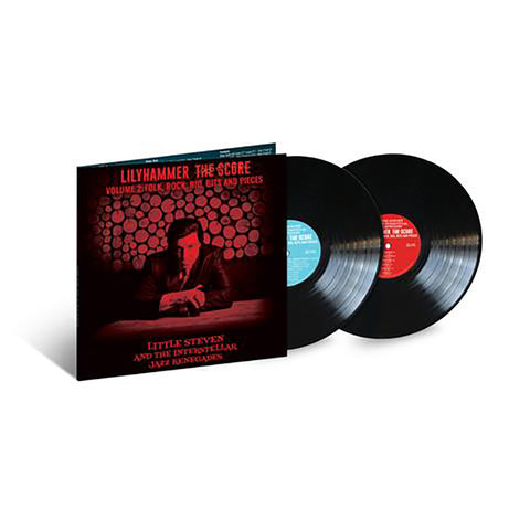 Lilyhammer: The Score - Volume 2: Folk, Rock, Rio, Bits and Pieces LP