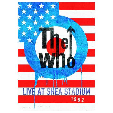 Live At Shea Stadium 1982 DVD