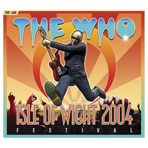 Live At The Isle of Wight Festival 2004 DVD