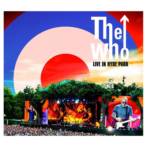 Live In Hyde Park 3LP/DVD Combo