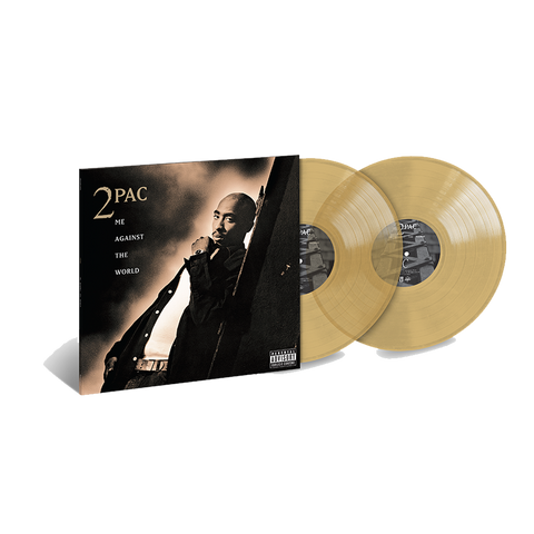 Me Against The World Limited Edition 2LP