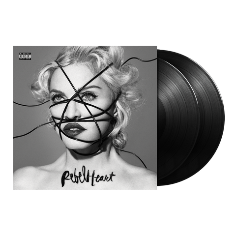 Rebel Heart 2LP