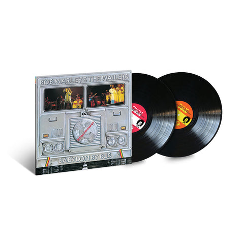 Babylon By Bus (Jamaica Pressing) 2LP