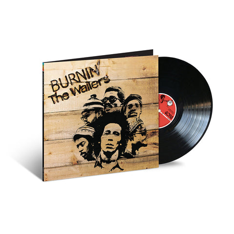 Burnin' (Jamaica Pressing) LP