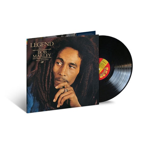 Legend (Jamaica Pressing) LP