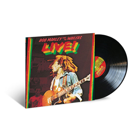 Live! (Jamaica Pressing) LP