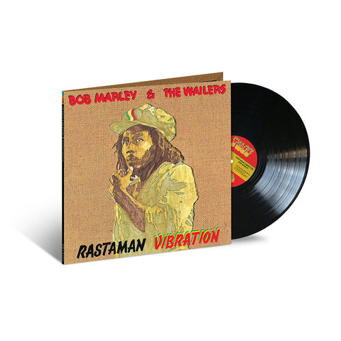Rastaman Vibration (Jamaica Pressing) LP