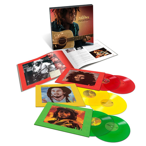Songs Of Freedom Limited Edition 6LP Box Set
