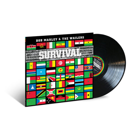 Survival (Jamaica Pressing) LP