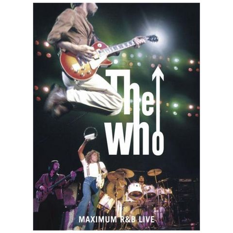 Maximum R&B Live 2 DVD Deluxe Edition