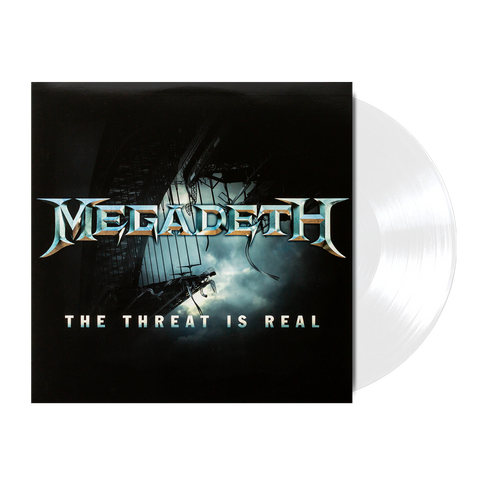 The Threat Is Real Limited Edition LP
