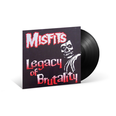 Legacy Of Brutality LP