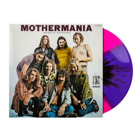 Mothermania (The Best Of The Mothers) Limited Edition LP