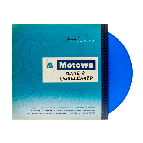 Motown Rare & Unreleased - Gems From The Legendary Vault Limited Edition LP