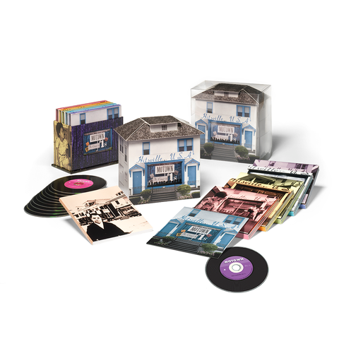 The Complete Motown #1's Box Set