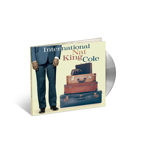 International Nat King Cole (Exclusive CD)