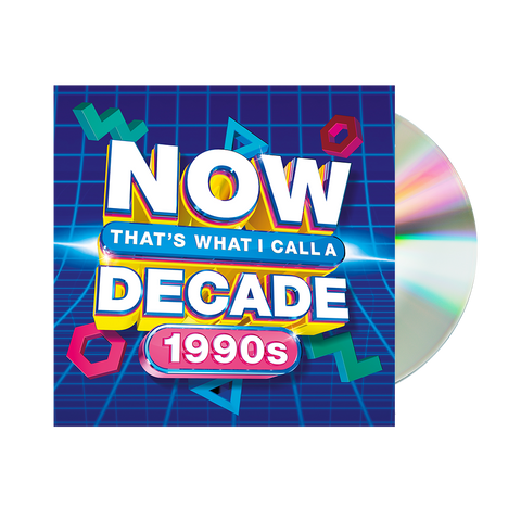NOW That's What I Call A Decade! 1990s CD