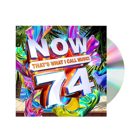 NOW 74 CD